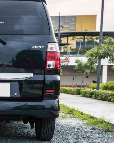 In-Depth Review   2016 Suzuki APV SGX – Behind the Manibela