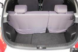 60:40 Spit Rear Seats